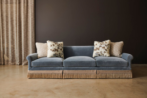 Ten Ways to Trim a Sofa