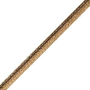 "CORD WITH TAPE - 1/4"" (5MM) FRENCH PIPING - 004"