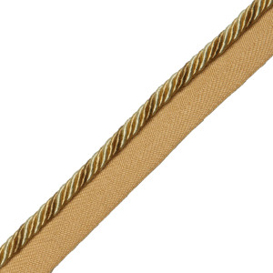 "CORD WITH TAPE - 1/4"" ORSAY SILK CORD W/TAPE - 15"