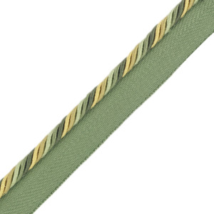 "CORD WITH TAPE - 1/4"" ORSAY SILK CORD W/TAPE - 325"