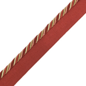 "CORD WITH TAPE - 1/4"" ORSAY SILK CORD W/TAPE - 7"