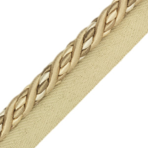 "CORD WITH TAPE - 1/2"" ORSAY SILK CORD W/TAPE - 1"