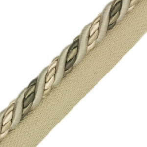 "CORD WITH TAPE - 1/2"" ORSAY SILK CORD W/TAPE - 14"