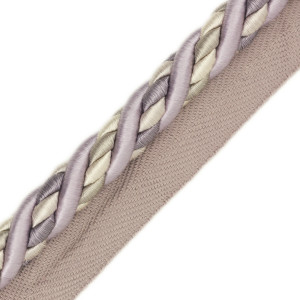 "CORD WITH TAPE - 1/2"" ORSAY SILK CORD W/TAPE - 9"