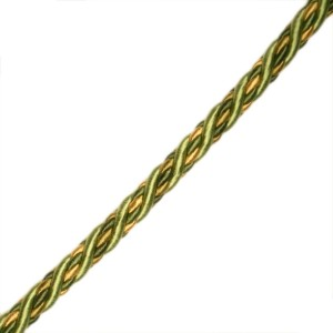 "CORD NO TAPE - 1/2"" ORSAY SILK CORD - 325"