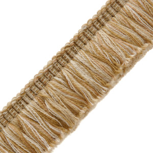 BRUSH FRINGE - PADDINGTON WOOL BRUSH FRINGE - 05