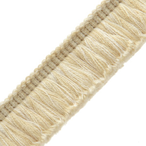 BRUSH FRINGE - PADDINGTON WOOL BRUSH FRINGE - 24