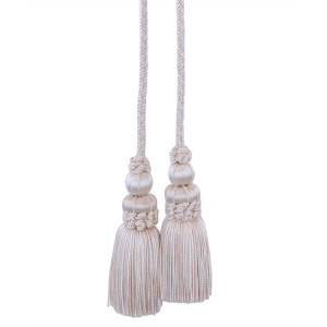CHAIR TASSELS - LE JARDIN SILK CHAIR TASSEL - 03