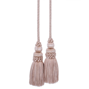 CHAIR TASSELS - LE JARDIN SILK CHAIR TASSEL - 06