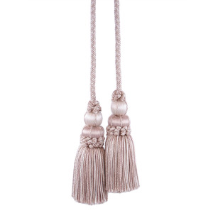 CHAIR TASSELS - LE JARDIN SILK CHAIR TASSEL - 09