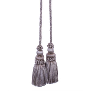 CHAIR TASSELS - LE JARDIN SILK CHAIR TASSEL - 10