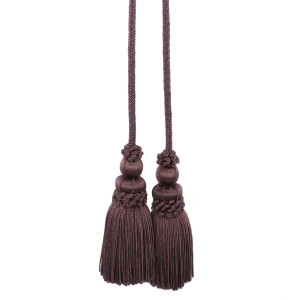 CHAIR TASSELS - LE JARDIN SILK CHAIR TASSEL - 12