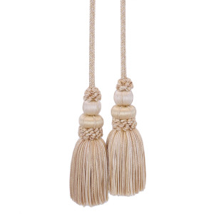 CHAIR TASSELS - LE JARDIN SILK CHAIR TASSEL - 18