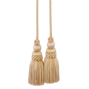 CHAIR TASSELS - LE JARDIN SILK CHAIR TASSEL - 20