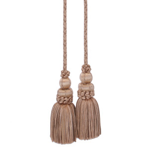 CHAIR TASSELS - LE JARDIN SILK CHAIR TASSEL - 24