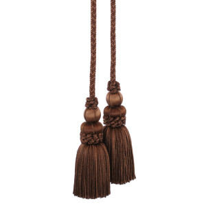 CHAIR TASSELS - LE JARDIN SILK CHAIR TASSEL - 25