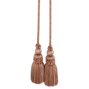 CHAIR TASSELS - LE JARDIN SILK CHAIR TASSEL - 29