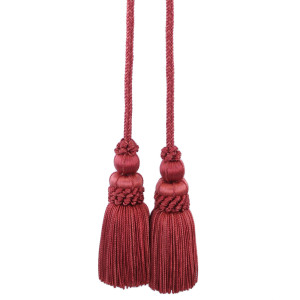 CHAIR TASSELS - LE JARDIN SILK CHAIR TASSEL - 34