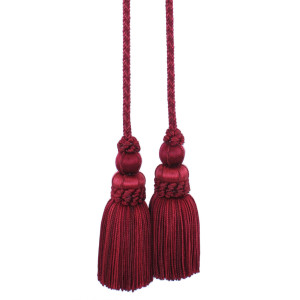 CHAIR TASSELS - LE JARDIN SILK CHAIR TASSEL - 40