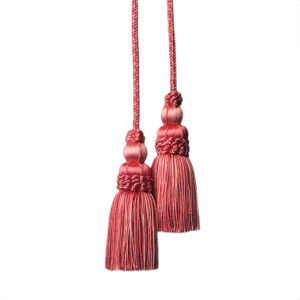 CHAIR TASSELS - LE JARDIN SILK CHAIR TASSEL - 41