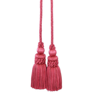 CHAIR TASSELS - LE JARDIN SILK CHAIR TASSEL - 42