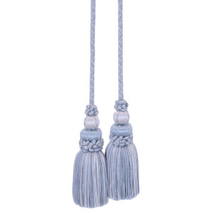 CHAIR TASSELS - LE JARDIN SILK CHAIR TASSEL - 58