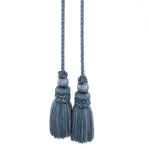 CHAIR TASSELS - LE JARDIN SILK CHAIR TASSEL - 62