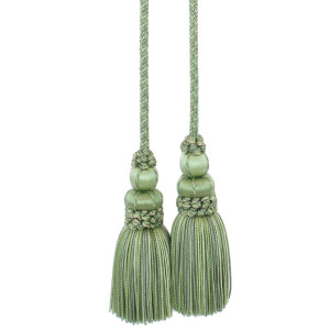 CHAIR TASSELS - LE JARDIN SILK CHAIR TASSEL - 68