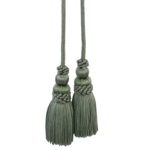 CHAIR TASSELS - LE JARDIN SILK CHAIR TASSEL - 69