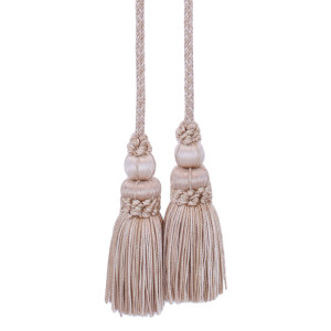 CHAIR TASSELS - LE JARDIN SILK CHAIR TASSEL - 75