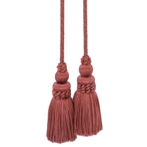 CHAIR TASSELS - LE JARDIN SILK CHAIR TASSEL - 77