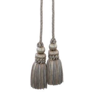 CHAIR TASSELS - LE JARDIN SILK CHAIR TASSEL - 78