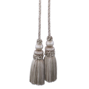 CHAIR TASSELS - LE JARDIN SILK CHAIR TASSEL - 79