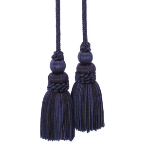 CHAIR TASSELS - LE JARDIN SILK CHAIR TASSEL - 81
