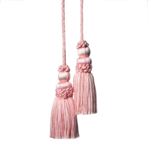 CHAIR TASSELS - LE JARDIN SILK CHAIR TASSEL - 85