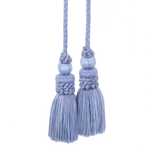 CHAIR TASSELS - LE JARDIN SILK CHAIR TASSEL - 88
