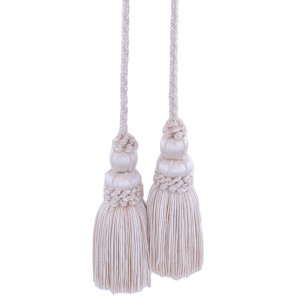 CHAIR TASSELS - LE JARDIN SILK CHAIR TASSEL - 90