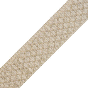 "BORDERS/TAPES - 1.75"" LE JARDIN SILK BORDER - 90"