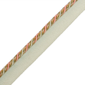 "CORD WITH TAPE - 1/4"" NORMANDY SILK CORD W/TAPE - 23"