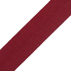 "BORDERS/TAPES - 2"" FRENCH GROSGRAIN RIBBON - 075"