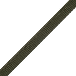 "CORD WITH TAPE - 1/4"" FRENCH GROSGRAIN PIPING - 097"