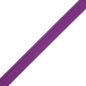 "CORD WITH TAPE - 1/4"" FRENCH GROSGRAIN PIPING - 165"