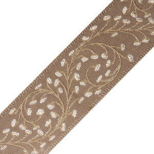 "BORDERS/TAPES - 2"" ELLA EMBROIDERED BORDER - 04"