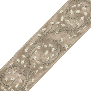 "BORDERS/TAPES - 2"" ELLA EMBROIDERED BORDER - 14"