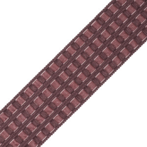 BORDERS/TAPES - ST. REGIS VELVET RIBBON BORDER - 61