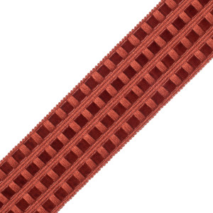 BORDERS/TAPES - ST. REGIS VELVET RIBBON BORDER - 62