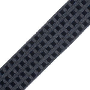 BORDERS/TAPES - ST. REGIS VELVET RIBBON BORDER - 64