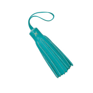 KEY TASSEL - TOSCANA LEATHER KEY TASSEL - 5470
