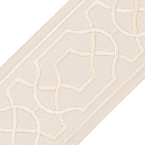 BORDERS/TAPES - MARU EMBROIDERED BORDER - 35