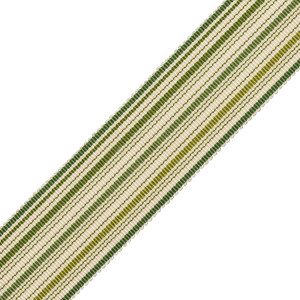 BORDERS/TAPES - PRESTON SILK STRIPED BORDER - 20